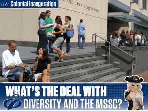 Diversity & Multicultural Student Serivces