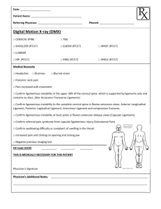 Rx a DMX for your patient by downloading this form and emailing to