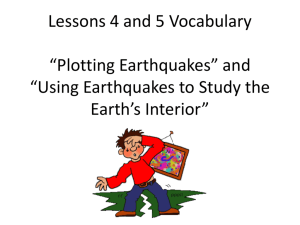 Lessons 4 and 5 Vocabulary