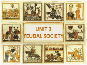 the nature of feudalism