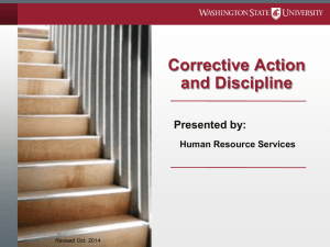 Objectives - Human Resource Services