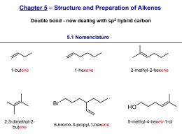 2 methyl 3 pentanol dehydration
