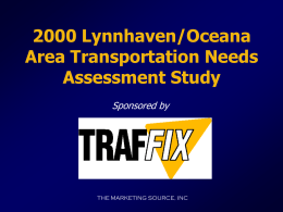 lynnhaven presentation final - Virginia Department of Transportation