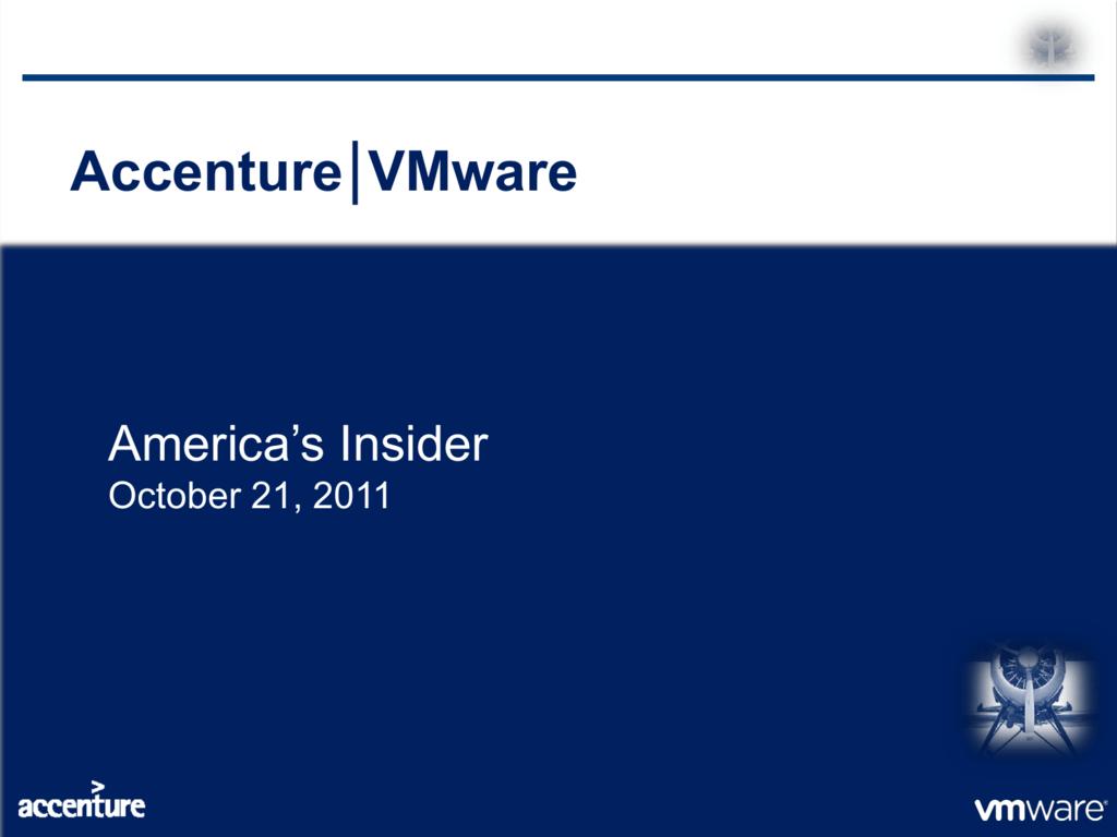 Accenture   MyLearn – VMware
