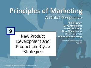 Managing New-Product Development New