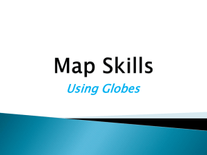 Map Skills - St. Aidan School