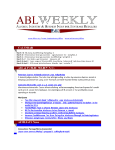 ABL Weekly - Empire State Restaurant and Tavern Association