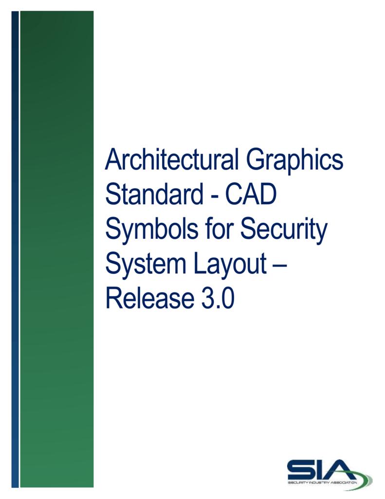 Architectural Graqphics Standard