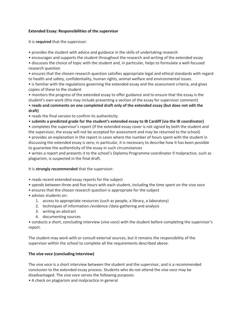 Supervisors Responsibilities  Political Speech Writing Services also Argumentative Essay High School  Best Assignment Help