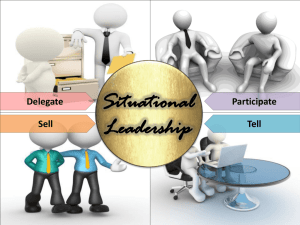 Situational-Leadership-Demo