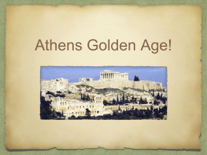 Athens Golden Age!