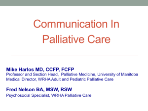 What if…? - Palliative.info