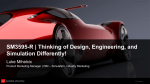 SM3595-R | Thinking of Design, Engineering, and