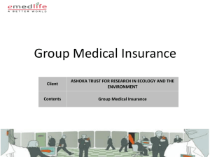 ATREE Staff Group Mediclaim 2015-16 - ATREE Intranet
