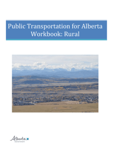 Rural - Government of Alberta