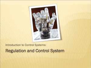 BMT437-INTRODUCTION TO CONTROL SYSTEMS Edited