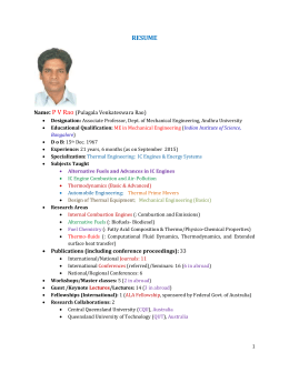 resume - Knowledge Mission