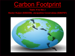 14. bio carbon footprint