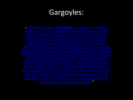 Gargoyles - WordPress.com