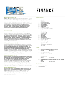 Finance - Discover Halstead
