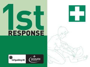 Presentation for First Response