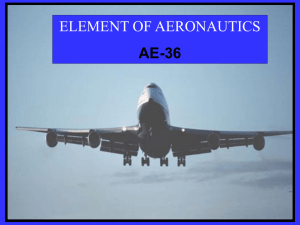 aircraft instruments - Rajas Engineering College