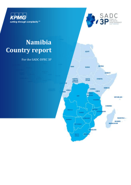 Namibia Country Report_KPMG