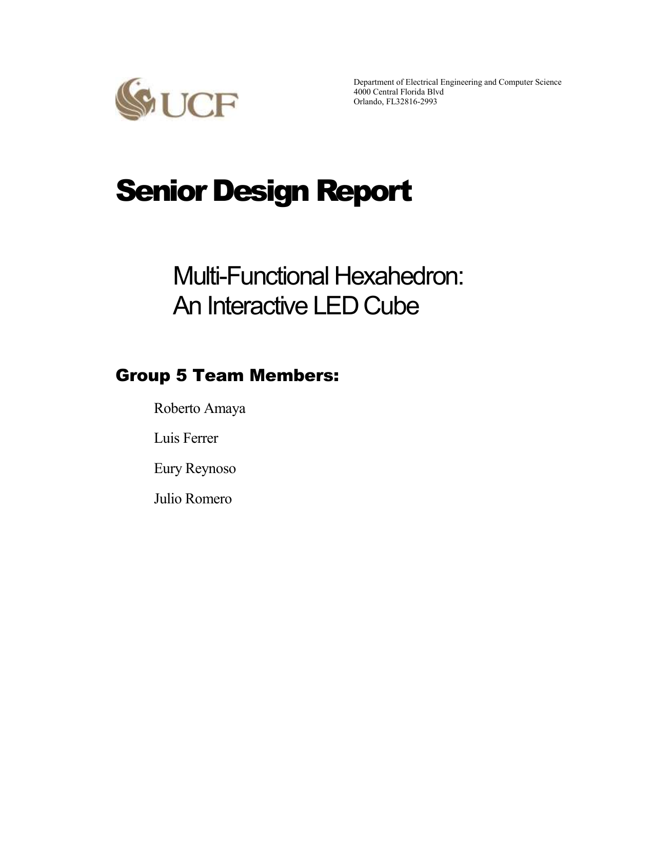 Docx Department Of Electrical Engineering And Computer Science High Power Rgb Led Color Mixing Digikey