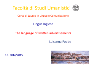 The Visual Code - I blog di Unica