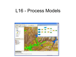 Process Models - The University of Maine