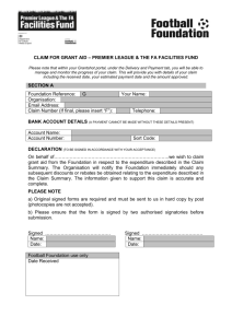 Facilities Claim Form [docx / 210KB]