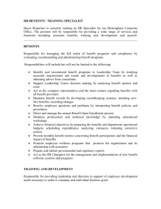 HR-Benefits-Training-Specialist-Position
