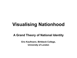 ASEN Conference: The Lenses of Nationhood – An