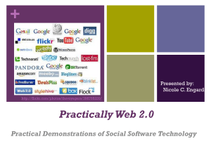 Practically Web 2.0 - What I Learned Today