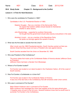 CHAPTER 13 LESSON STUDY GUIDE