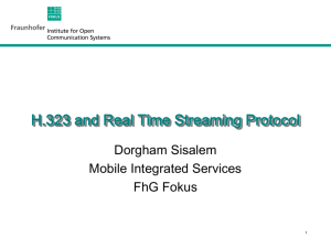 Wim Taymans - Latest GStreamer RTSP Server features