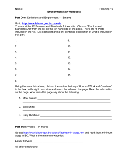 NC3 Application Form
