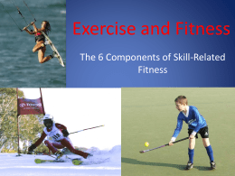 Skill-Related-Fitness-With-Videos