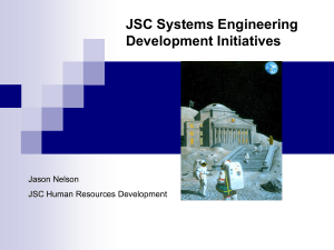 engineering academy - Space Systems Engineering
