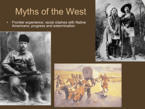 Race and Gender in the American West and South