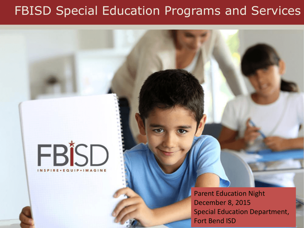Powerpoint - Fort Bend ISD