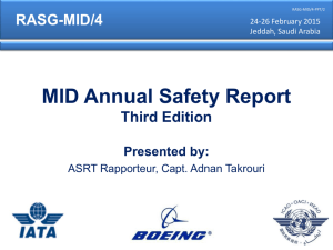 RASG MID4 -PPT2-Third MID Annual Safety Report