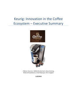 weaknesses for green mountain coffee roasters Green mountain coffee roasters inc due diligence report including financial, swot, competitors and industry analysis: enhanced swot analysis (+ us$ 7500.