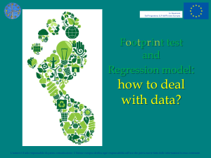 2-footprint-test-and-regression-model-how-to-deal