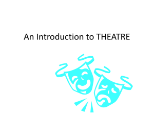 An Introduction to THEATRE