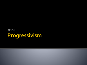 Progressivism - BattleofHastings2010