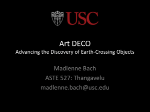 Art DECO - Madlenne - University of Southern California