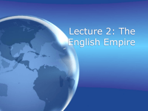 lecture 2 new english colonies