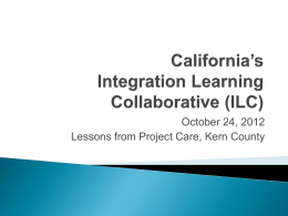 PPT - UCLA Integrated Substance Abuse Programs