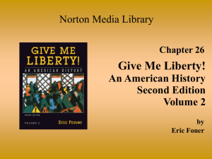 Give Me Liberty! An American History 2 nd Edition